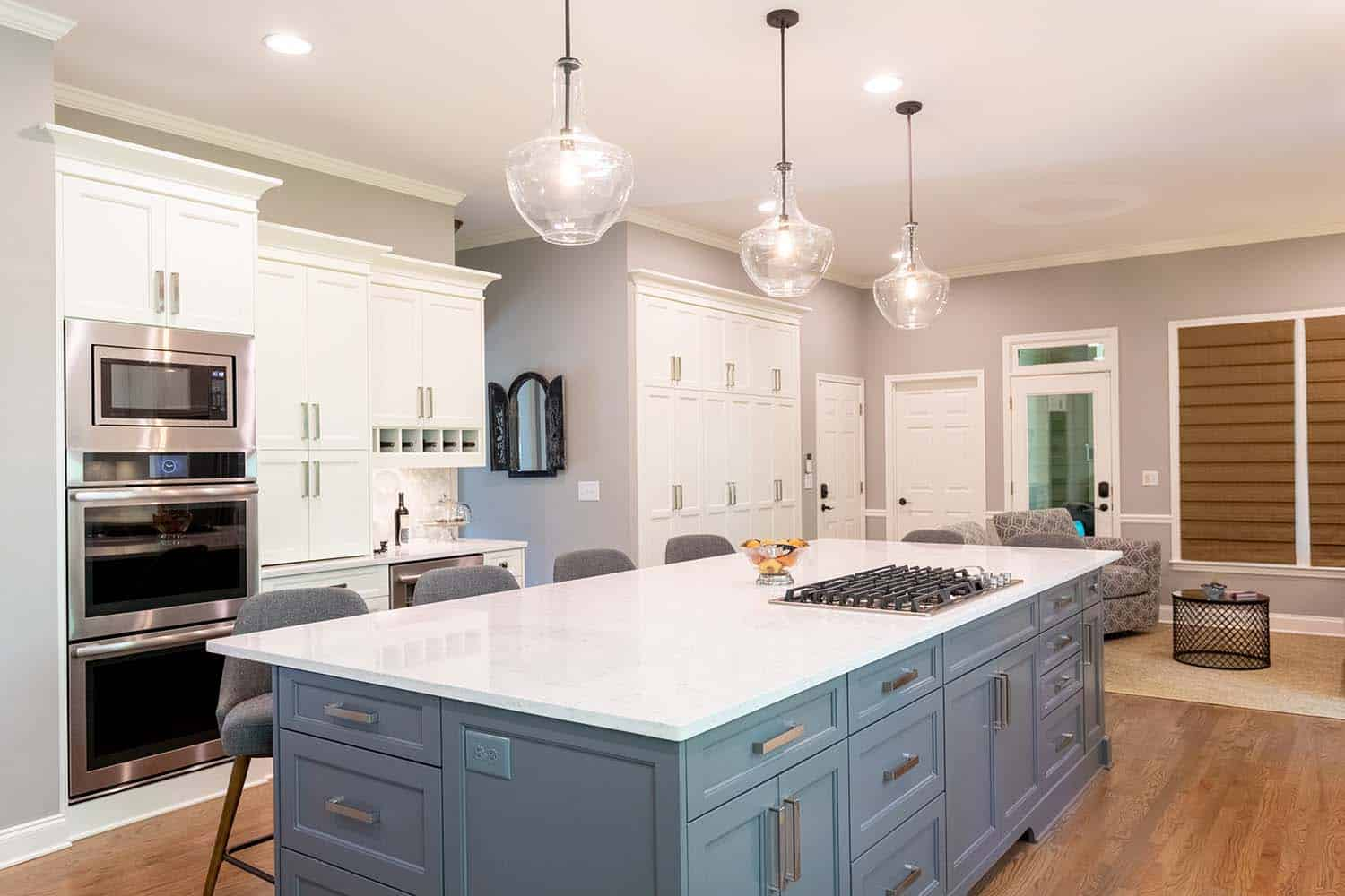 Kiewit Project - Victoria Renovations - Home Remodeling and