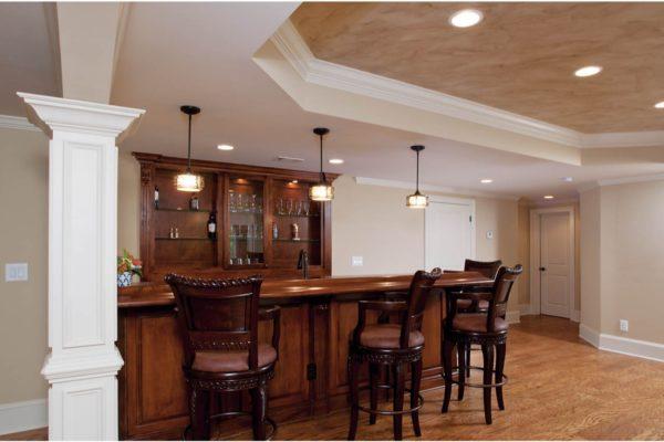 bar, ceiling