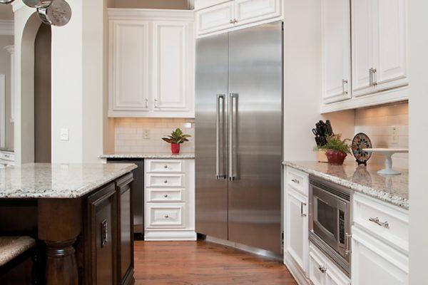 fridge corner