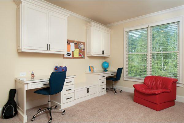 homework room