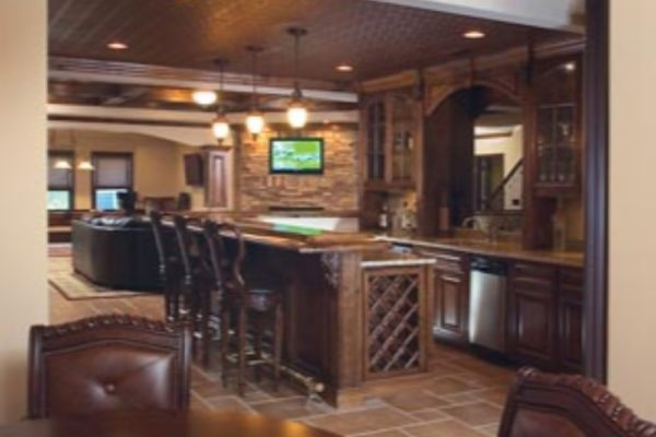 poker table, bar, 4