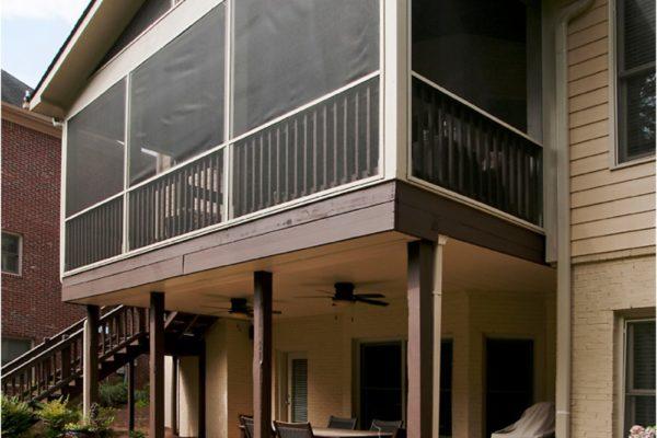 porch exterior vertical
