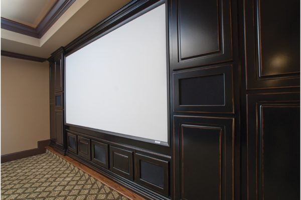 theatre room detail