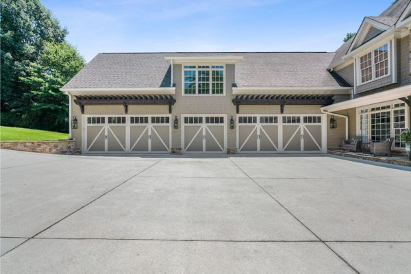 garage addition in cumming, ga
