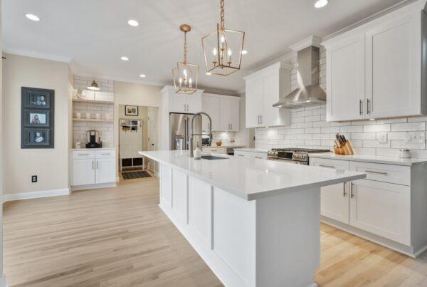 Kitchen remodel in Cumming, GA